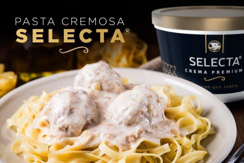 Pasta Cremosa Selecta®