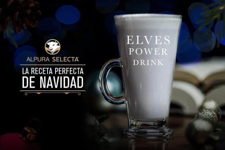 Elves Power Drink