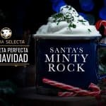 Santa's Minty Rock